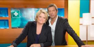 Image des présentateurs de l'émission de France 5 allo docteur